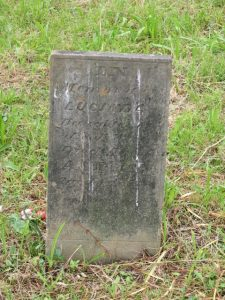 Jacob Wise gravemarker
