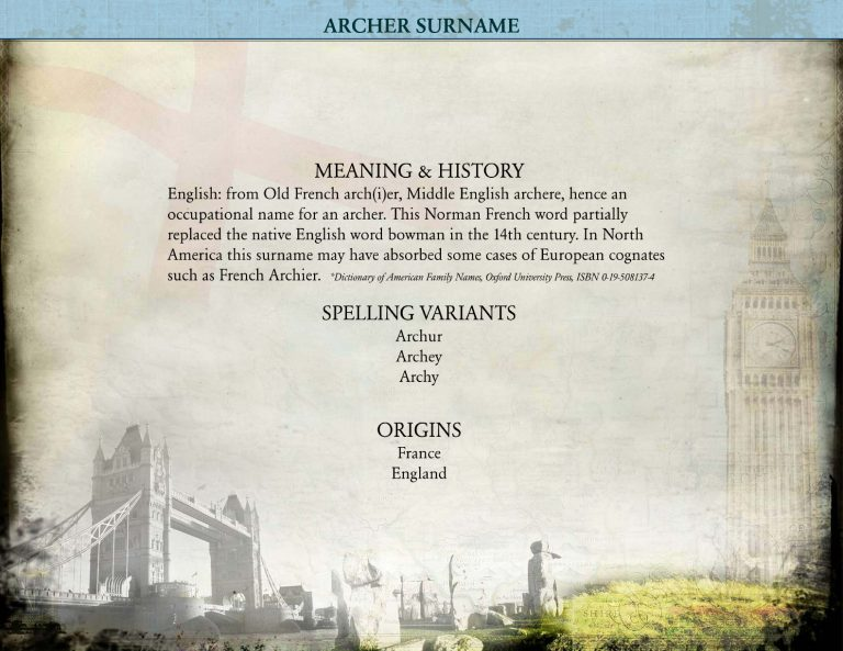 9-surname meaning