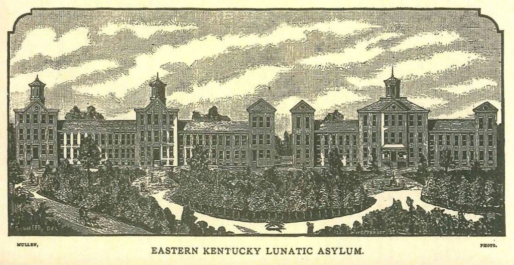 Eastern State Hospital Lexington, Kentucky